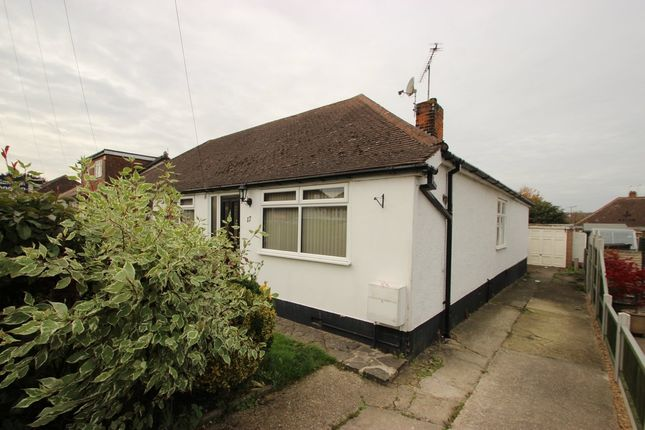 Thumbnail Property for sale in Northern Avenue, Benfleet