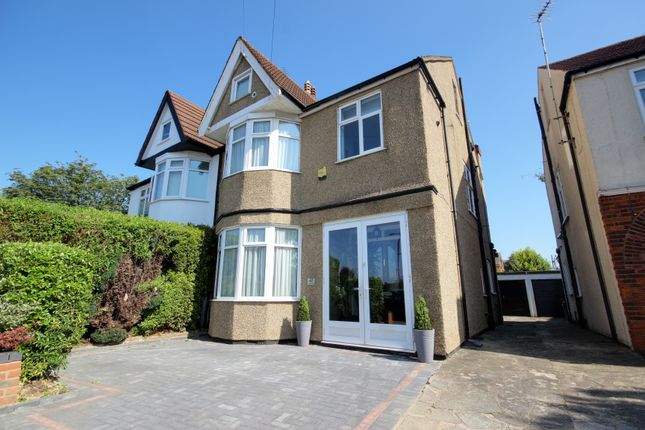 Thumbnail Semi-detached house for sale in Ridge Road, `Winchmore Hill