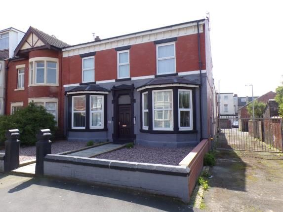 Thumbnail Flat for sale in Empress Drive, Blackpool, Lancashire