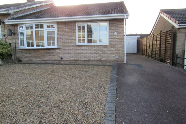 Thumbnail 2 bed bungalow for sale in Linden Avenue, Tuxford, Newark