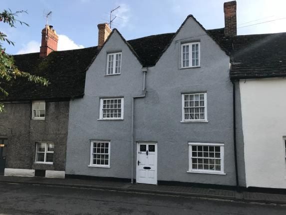 Thumbnail Terraced house for sale in Cross Hayes Lane, Malmesbury, Wiltshire