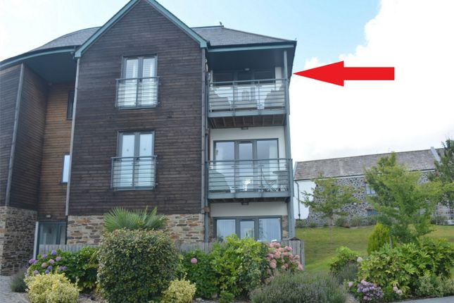 Thumbnail Flat for sale in Charlestown Road, Charlestown, St Austell, Cornwall