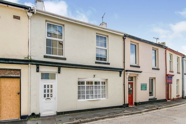5 bed terraced house for sale in King Street, Dawlish EX7