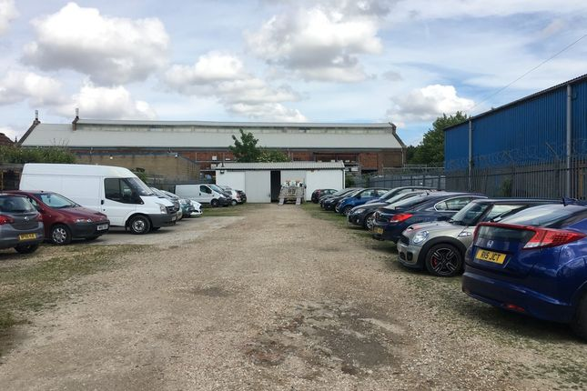 Thumbnail Business park for sale in Redstone Industrial Estate, Redstone Road, Boston