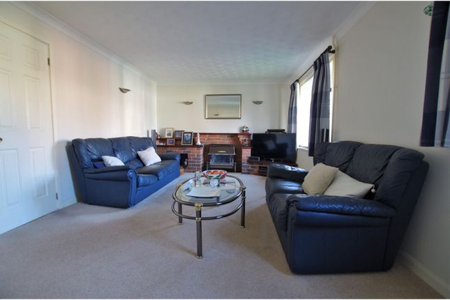 Living Room of Smiths Field, Romsey SO51
