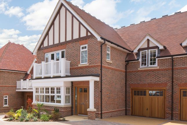 "Thumbnail Semi-detached house for sale in ""The Shearwater"" at Butterwick Way, Welwyn"
