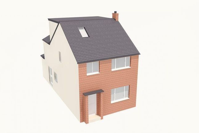 Thumbnail Flat for sale in Botley, Oxford