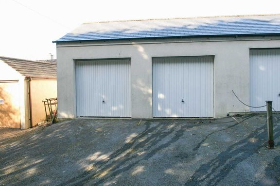Garage of West Street, Bampton, Tiverton EX16