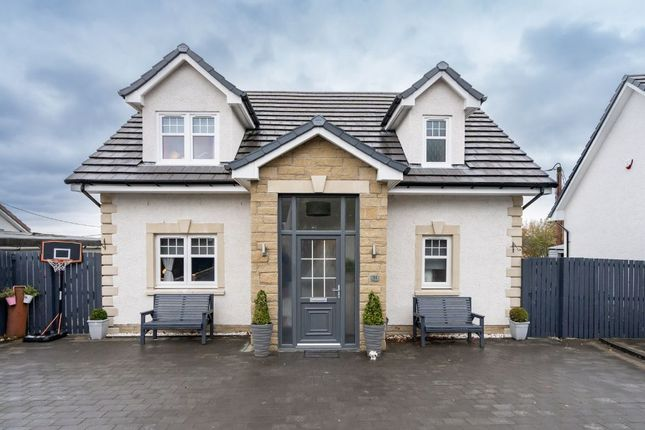 Thumbnail Detached house for sale in 31 Woodneuk Road, Gartcosh, Glasgow