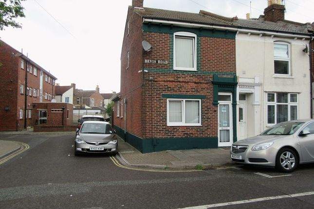 3 bed end terrace house for sale in Bevis Road, North End, Portsmouth