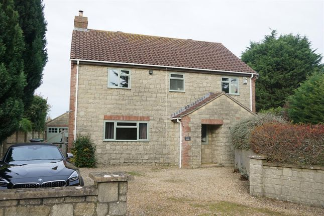 Thumbnail Detached house to rent in Beanacre, Melksham