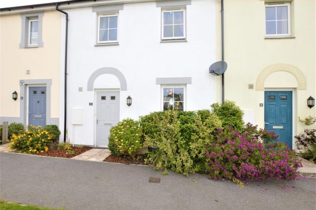 Thumbnail Terraced house for sale in Penscowen Road, Camborne, Cornwall