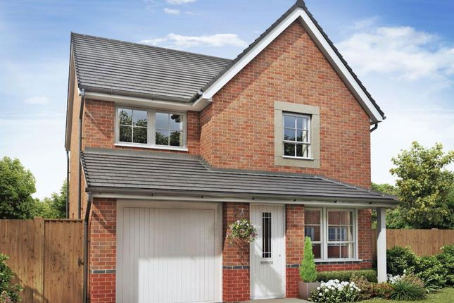 "Thumbnail Detached house for sale in ""Derwent"" at Cobblers Lane, Pontefract"