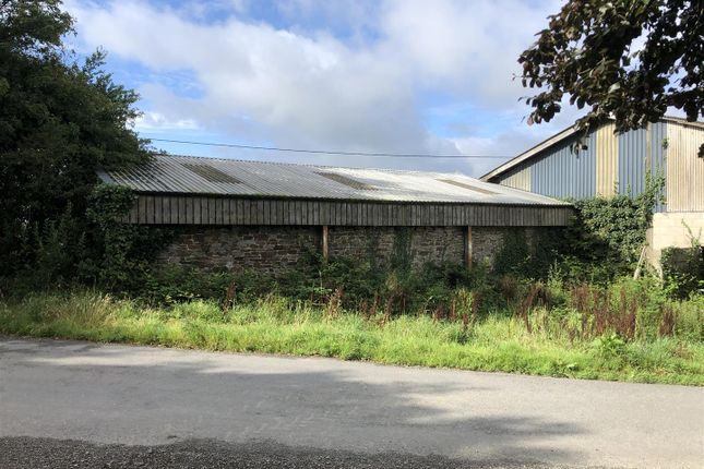 Thumbnail Barn conversion for sale in Kings Nympton, Umberleigh