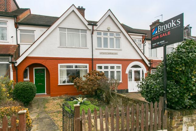 Thumbnail Terraced house for sale in Leithcote Gardens, London