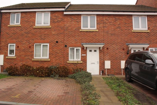 Thumbnail Terraced house for sale in Chandler Drive, Kingswinford