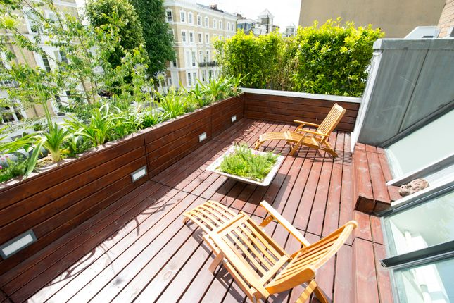 Front Roof Terrace