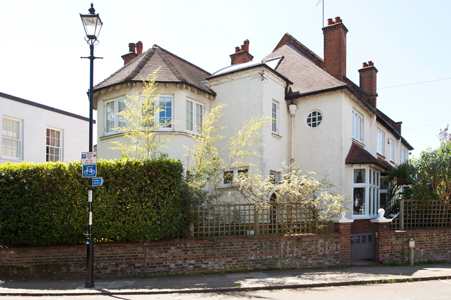 Thumbnail End terrace house for sale in Old Road, Lewisham
