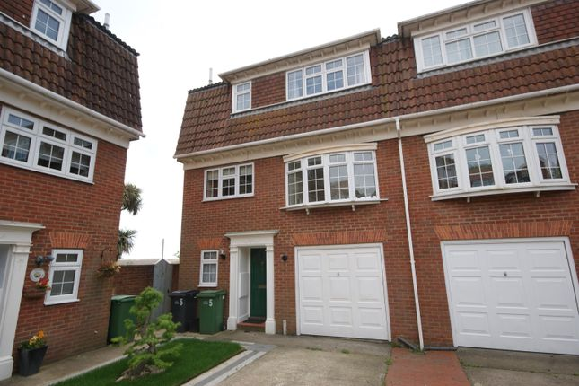 Thumbnail Semi-detached house for sale in Brittany Mews, St Leonards On Sea, East Sussex