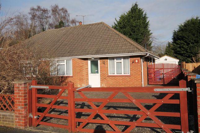 Thumbnail Semi-detached bungalow for sale in Belmont Close, Farnborough