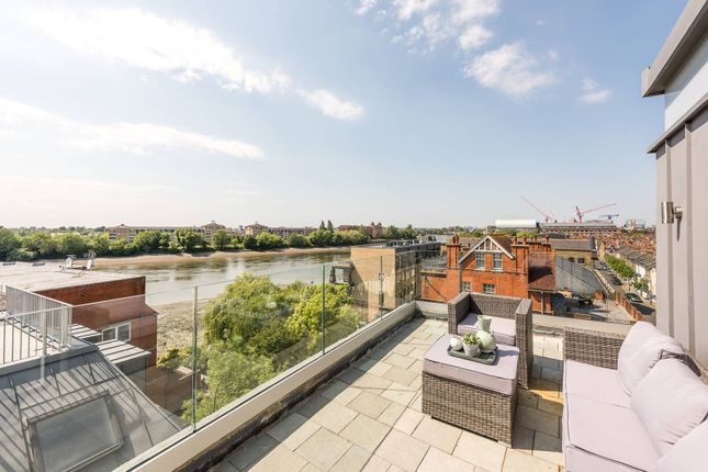 Thumbnail Flat for sale in Crabtree Hall Penthouse Collection, Fulham