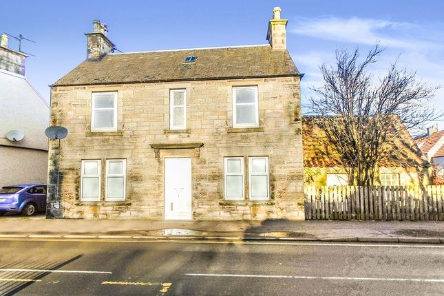 Thumbnail Detached house to rent in High Street, Freuchie, Cupar