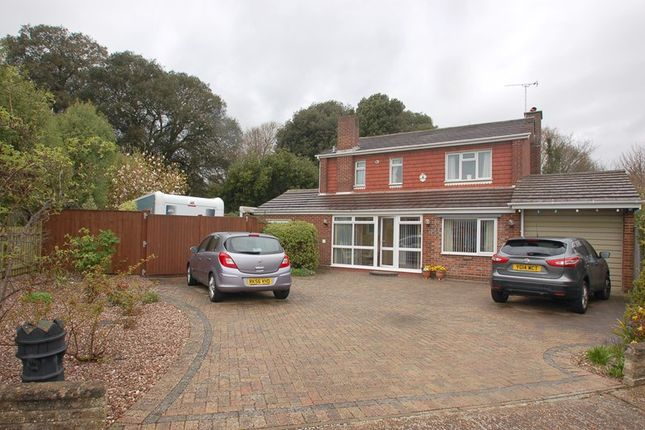 Detached house for sale in Kennedy Crescent, Alverstoke, Gosport