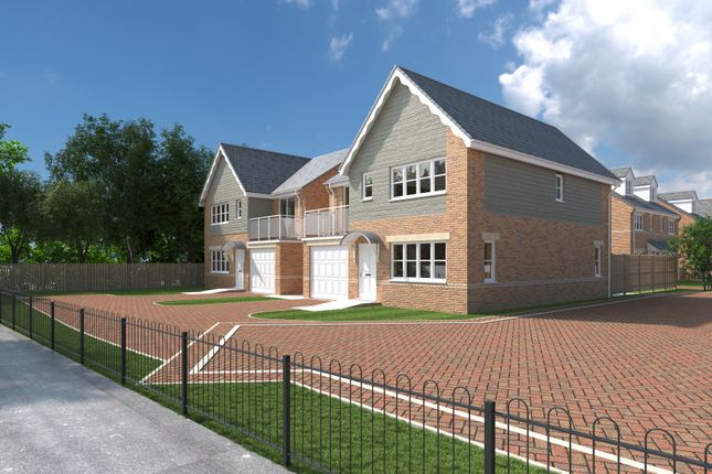 Thumbnail Detached house for sale in The Aire, Water View, Castleford