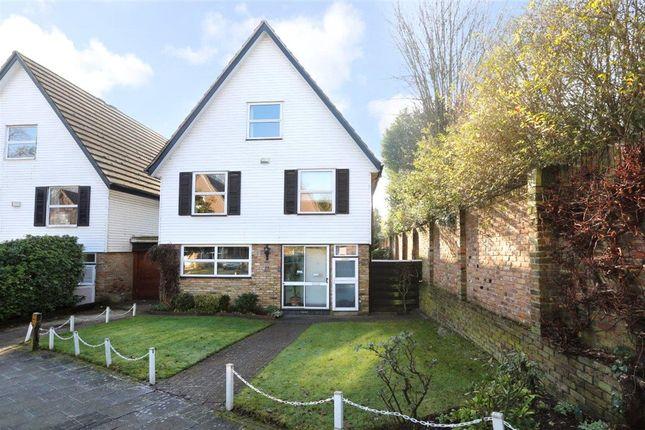 Thumbnail Detached house for sale in Alfreton Close, Wimbledon