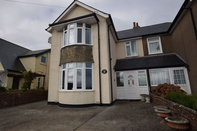 Thumbnail 4 bed semi-detached house to rent in Nelson Road, Brixham