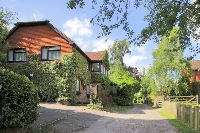 Thumbnail Detached house for sale in Harwoods Lane, East Grinstead, West Sussex