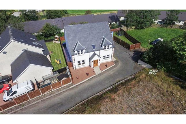 Thumbnail Detached house for sale in Back Lane, Thornhill