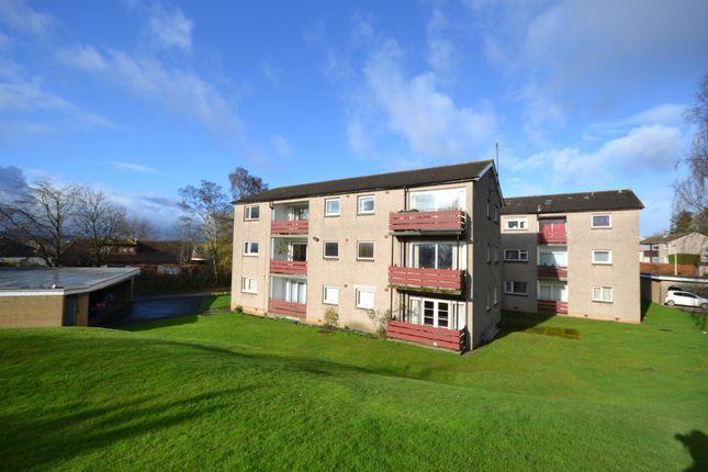 Thumbnail Flat to rent in West Craigs Crescent, Gyle, Edinburgh