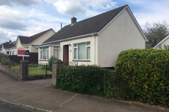 Thumbnail Detached bungalow for sale in Severn Avenue, Tutshill, Chepstow