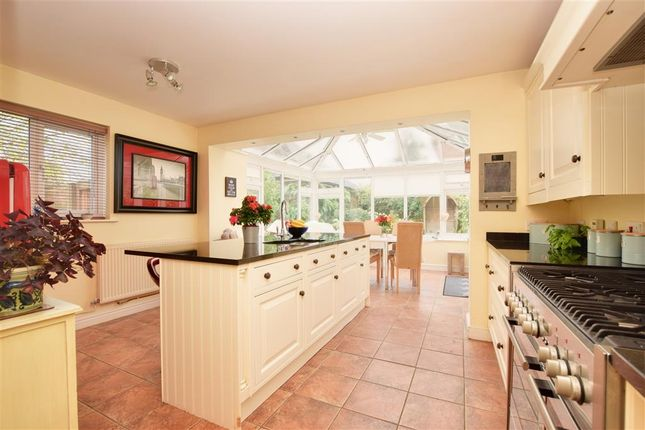 Thumbnail Detached house for sale in Highacre, Dorking, Surrey