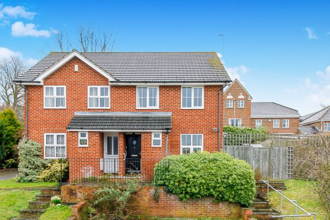 Thumbnail Semi-detached house for sale in St. Christophers Place, Temple Cowley