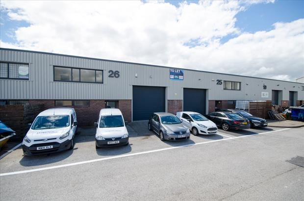 Thumbnail Light industrial to let in Unit 26, Zone 1, Drome Road, Deeside Industrial Park
