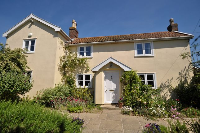 Thumbnail Detached house for sale in Kirton, Ipswich, Suffolk