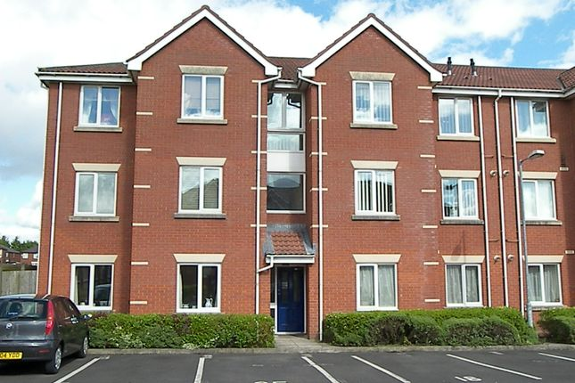 Thumbnail Flat for sale in Pear Tree Place, Farnworth