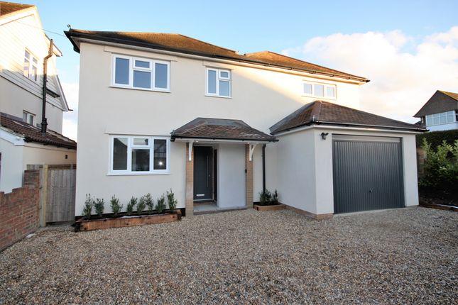 Thumbnail Detached house for sale in Longstomps Avenue, Tile Kiln, Chelmsford