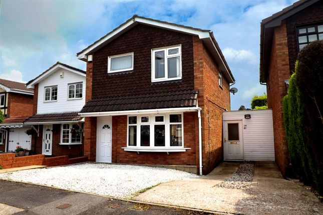 Thumbnail Detached house for sale in Lexington Green, Brierley Hill, West Midlands