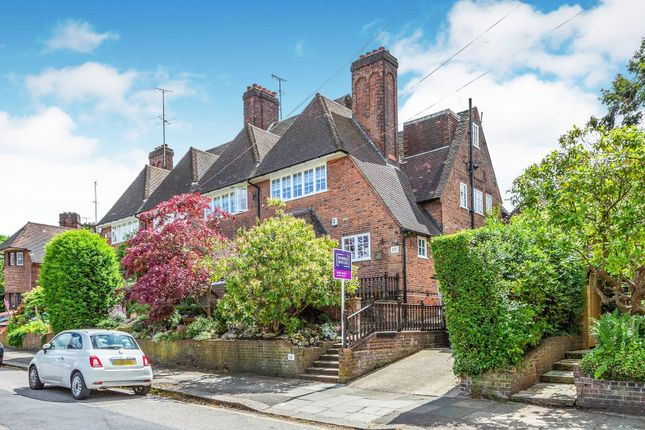 Thumbnail Semi-detached house for sale in Wellgarth Road, Hampstead Garden Suburb