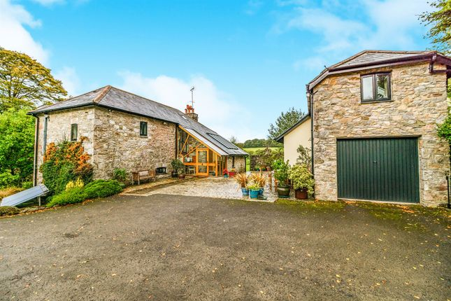Thumbnail Detached house for sale in Rough Torr Barn, Yealmpton, Plymouth