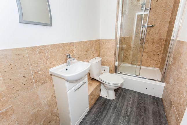Shower Room of Queen Street, Wakefield, West Yorkshire WF1