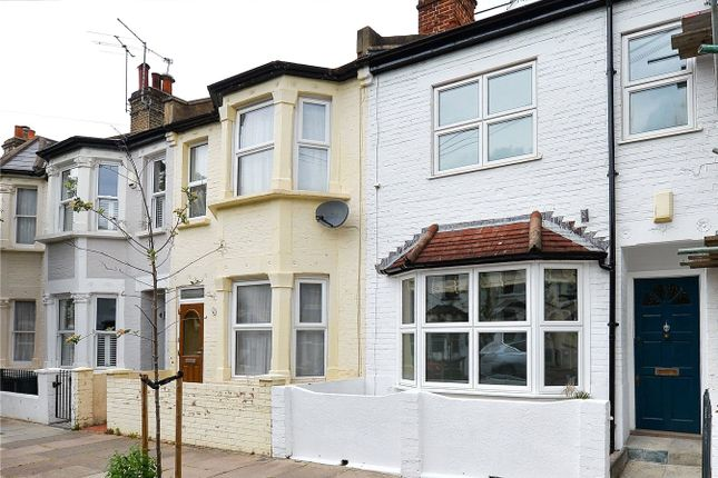 Thumbnail Terraced house for sale in Disbrowe Road, Barons Court, Fulham, London