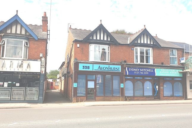 Thumbnail Office for sale in Stratford Road, Shirley, Solihull
