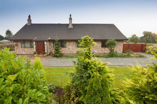 Thumbnail Detached house for sale in The Poppies, Southport Road, Ulnes Walton