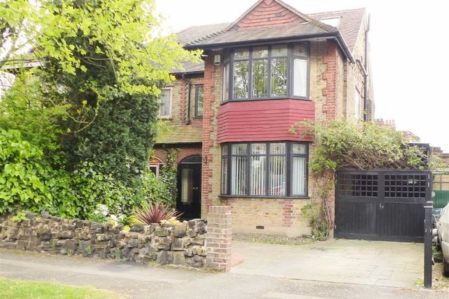 Thumbnail Semi-detached house for sale in Goldsborough Crescent, London