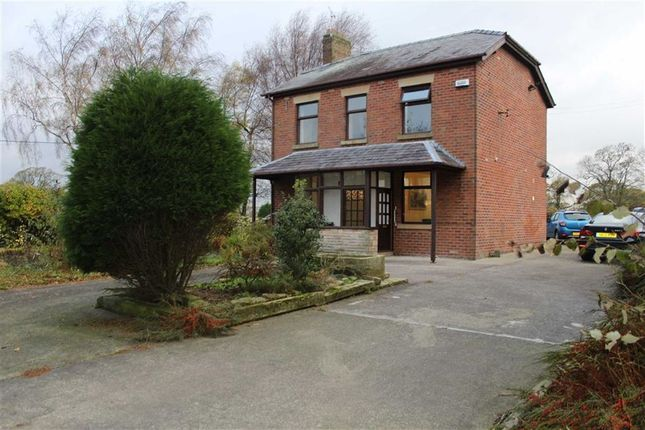 Thumbnail Detached house to rent in Lea Lane, Lower Bartle, Preston