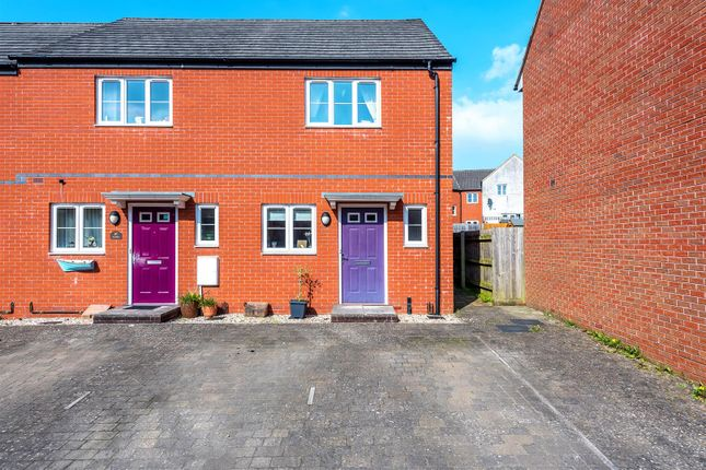 2 bed terraced house for sale in Dowse Road, Devizes SN10